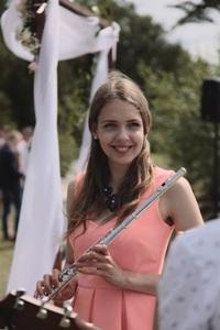 Ieva Kašėtienė -  fleitos mokytoja