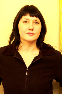 Nijolė Mečkovskaja - dailės mokytoja (Aukštadvario skyrius)