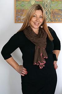 Renata Mečkovskienė - dailės mokytoja
